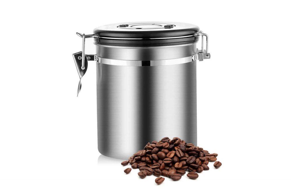 ظرف نگهدارنده قهوه   کافه ساپورت