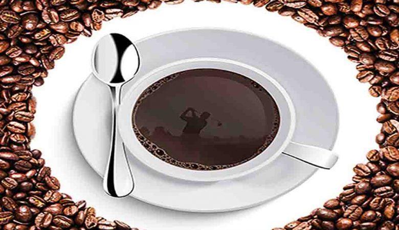 دانه ها ی قهوه