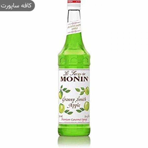 سیروپ سیب سبز مونین (1 لیتر)