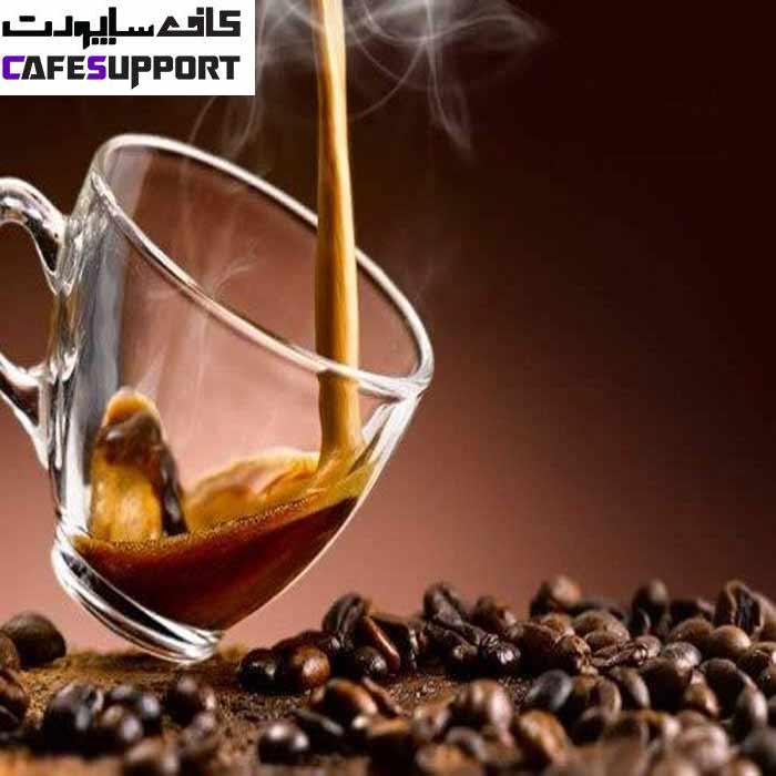 قهوه ترکیبی یا بِلند
