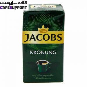 پودر قهوه جاکوبز Jacobs Kronung