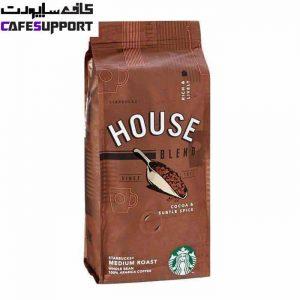 دانه قهوه استارباکس هاوس بلند