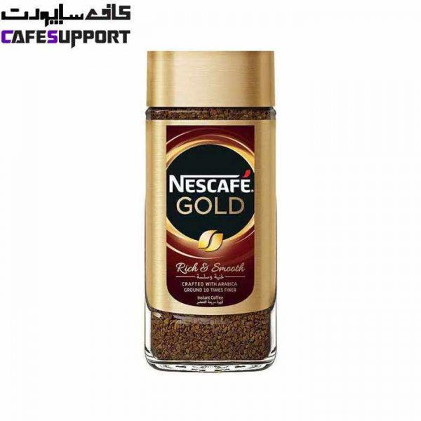 قهوه فوری گلد نسکافه