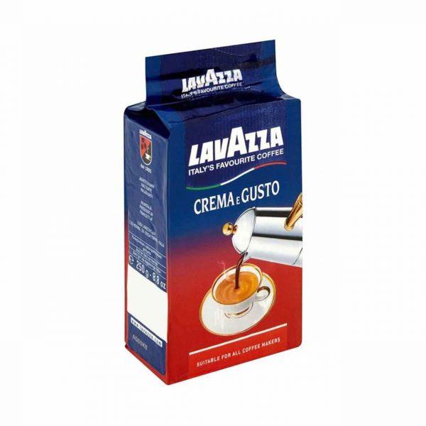 پودر قهوه لاوازا مدل Crema e Gusto