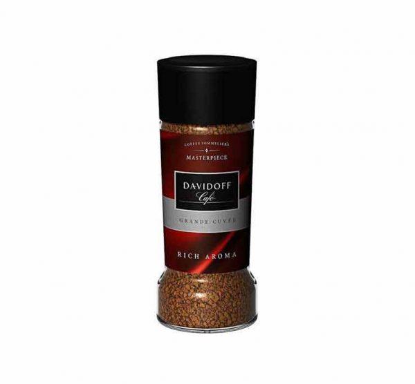 قهوه فوری دیویدف مدل Rich Aroma