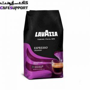 دانه قهوه لاوازا اسپرسو کرموسو