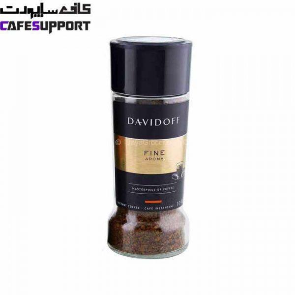 قهوه فوری دیویدف مدل fine aroma