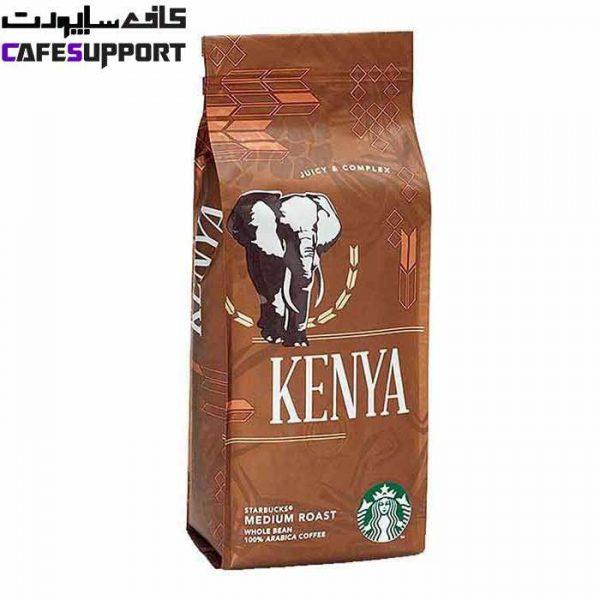 دانه قهوه استارباکس کنیا