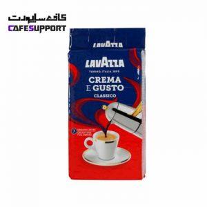 پودر قهوه لاوازا مدل کرما گوستو