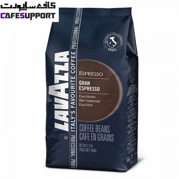 دانه قهوه لاوازا گرن اسپرسو - Gran Espresso