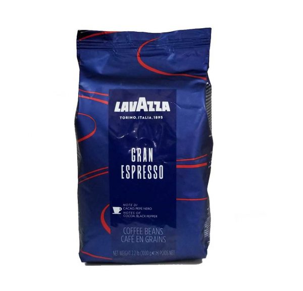 دانه قهوه لاوازا کرن اسپرسو