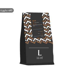 دانه قهوه عربیکا NO.23 لمیز