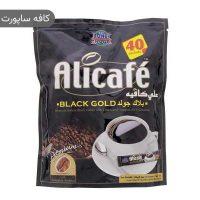 قهوه علی کافه مدل بلک گلد