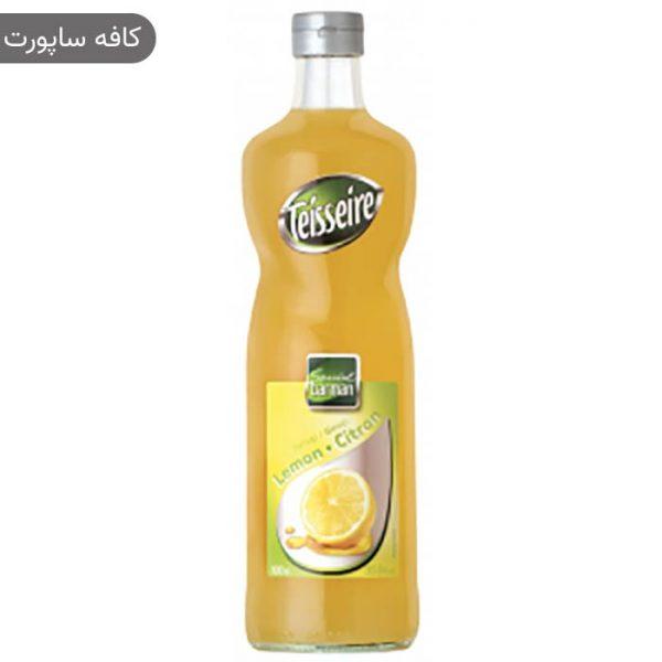 سیروپ لمون (لیمو) تیزر (1 لیتر)