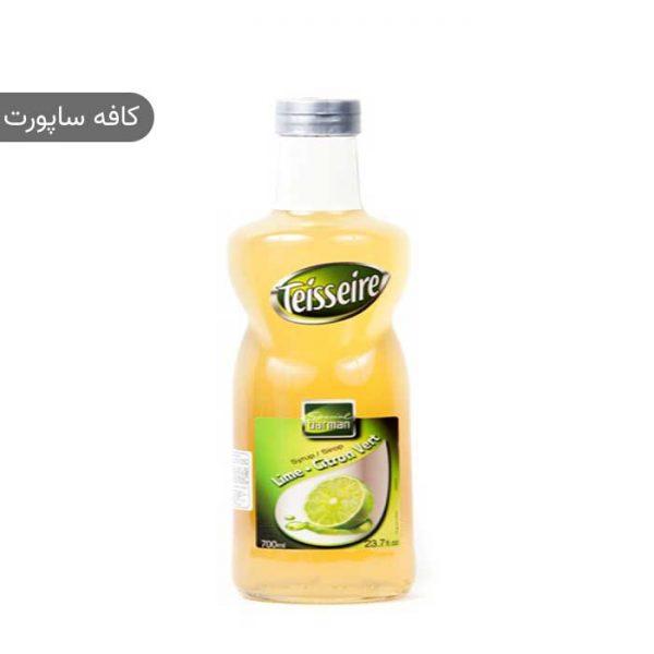 سیروپ لیمو ترش تیزر (700 میلی لیتر)