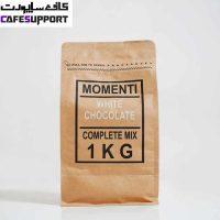 پودر وایت چاکلت مومنتی (1 کیلوگرم)