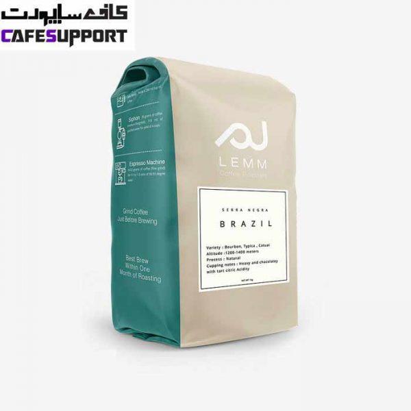 قهوه برزیل SERRA NEGRA لم (1 کیلوگرم)