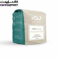قهوه 100% عربیکا لم (250 گرم)