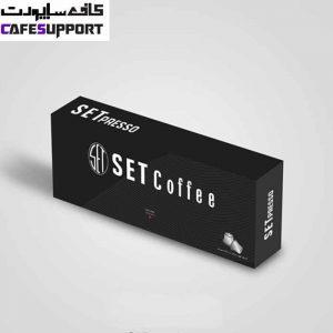 کپسول قهوه ست مدل Black