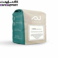 قهوه اسپرسو بلند 100% عربیکا لم (250 گرم)