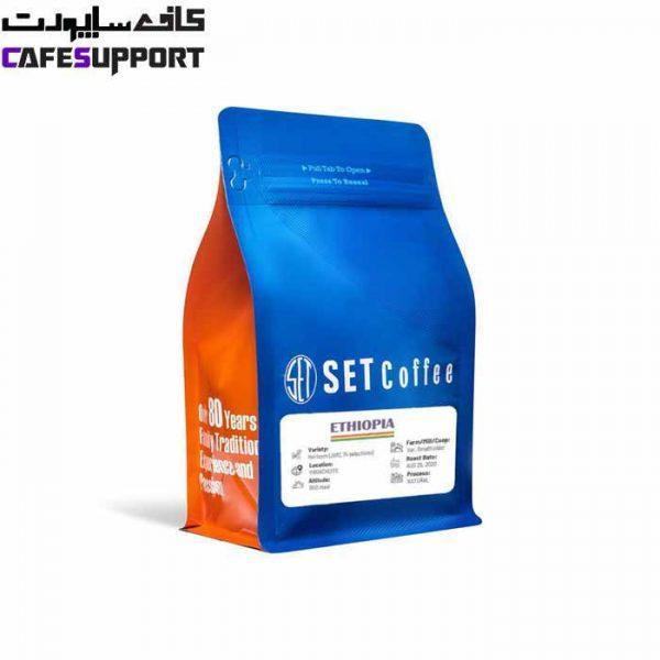 قهوه اتیوپی یرگاچف «قهوه ست»