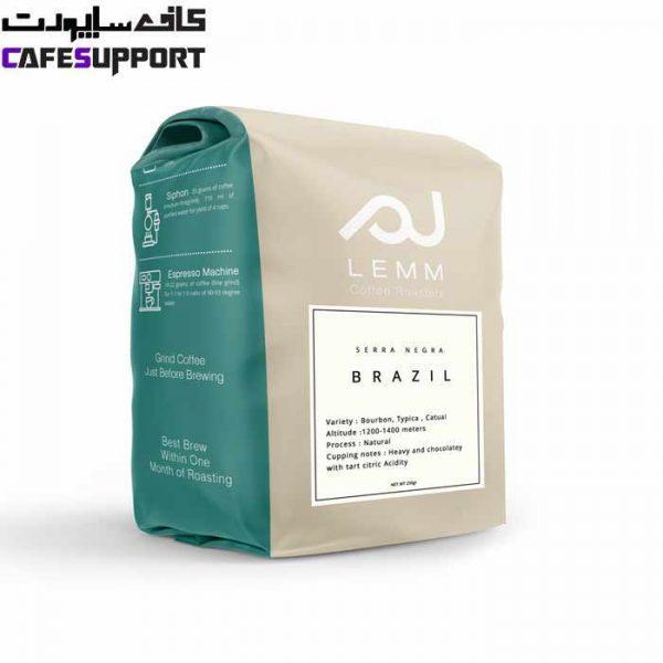 قهوه برزیل SERRA NEGRA لم