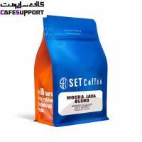 دانه قهوه Mocha-Java «قهوه ست»