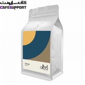 قهوه تمپو بلند آلبا