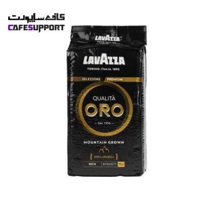 دانه قهوه لاوازا اورو سیاه