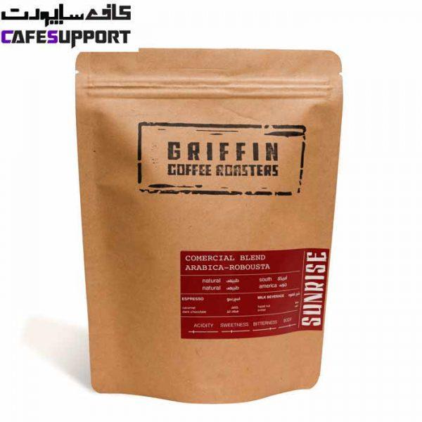 قهوه گریفین سانرایز