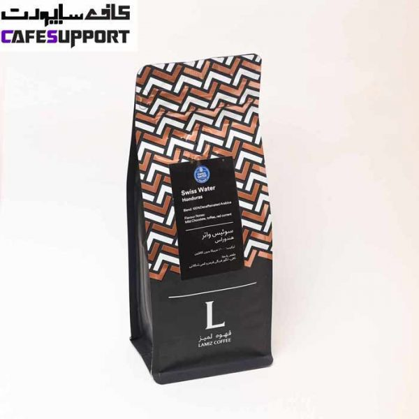 قهوه بدون کافئین سوئیس واتر هندوراس لمیز