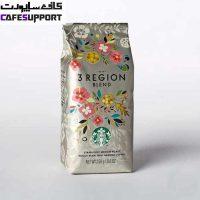 دانه قهوه استارباکس 3Region Blend