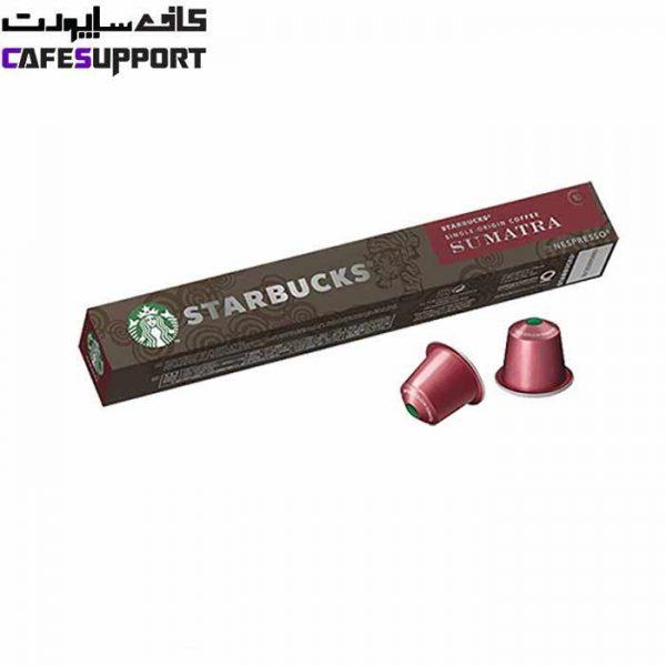 کپسول قهوه استارباکس سوماترا (SUMATRA)