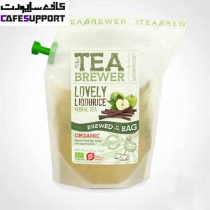 چای Lovely Liquorice GROWERS CUP (لاولی لیکوریس ارگانیک گرورز کاپ)