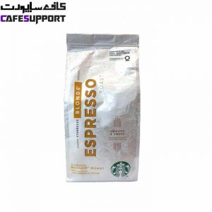دانه قهوه استارباکس بلوند اسپرسو لایت رست