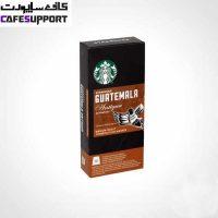 کپسول قهوه استارباکس گواتمالا