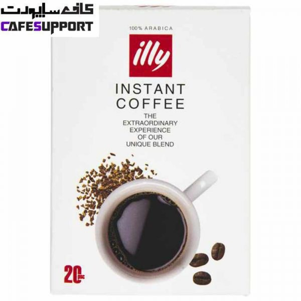 قهوه فوری ایلی
