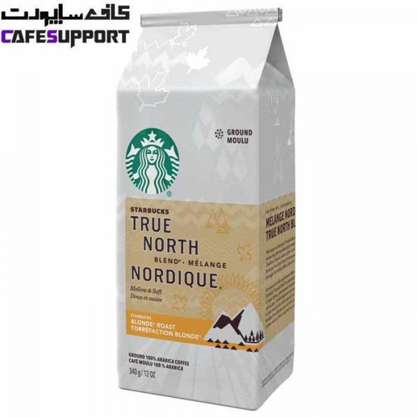 قهوه استارباکس مدل ترو نورت (True North)