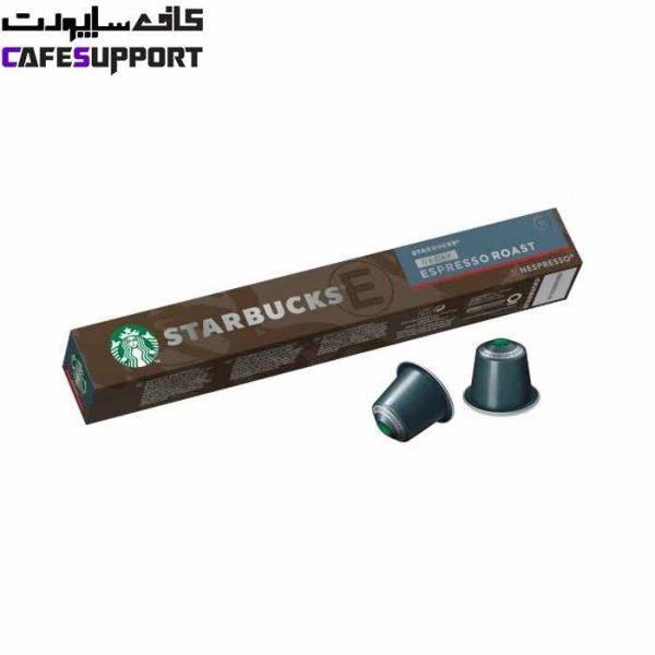 کپسول قهوه استارباکس اسپرسو بدون کافئین