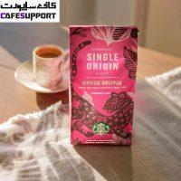دانه قهوه استارباکس سینگل اورجین مکزیکو چیاپاس