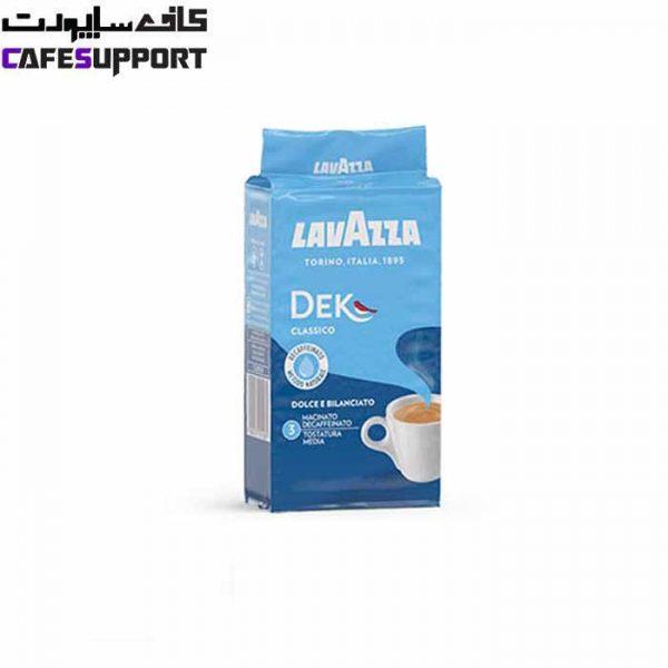 قهوه لاوازا بدون کافئین دک کلاسیکو