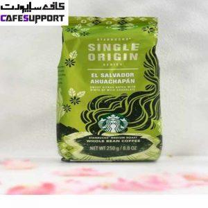 دانه قهوه استارباکس السالوادور سینگل اورجین