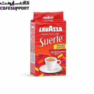 پودر قهوه لاوازا سوئرته (Lavazza Suerte)