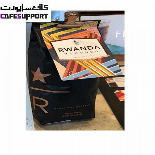 دانه قهوه استارباکس رواندا موهوندا