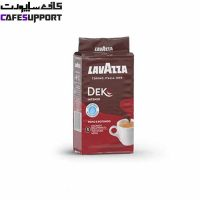 پودر قهوه لاوازا دک اینتنسو Lavazza Dek Intenso