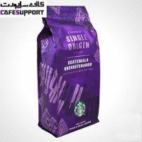 دانه قهوه استارباکس Guatemala Huehuetenango