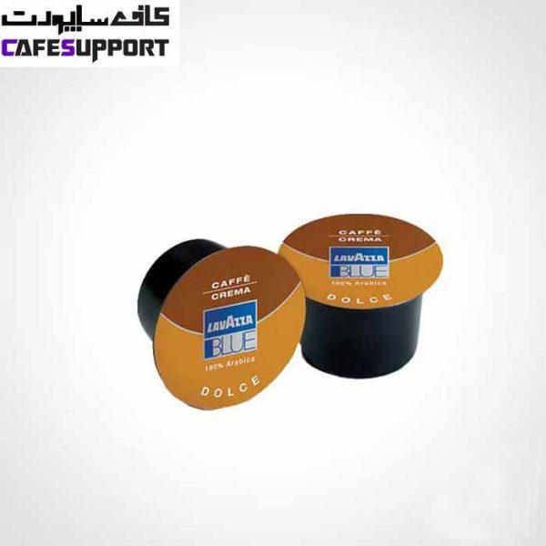 کپسول قهوه لاوازا مدل کافه کرما Dolce