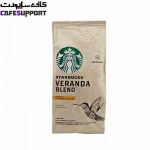 پودر قهوه استارباکس وراندا (Veranda)