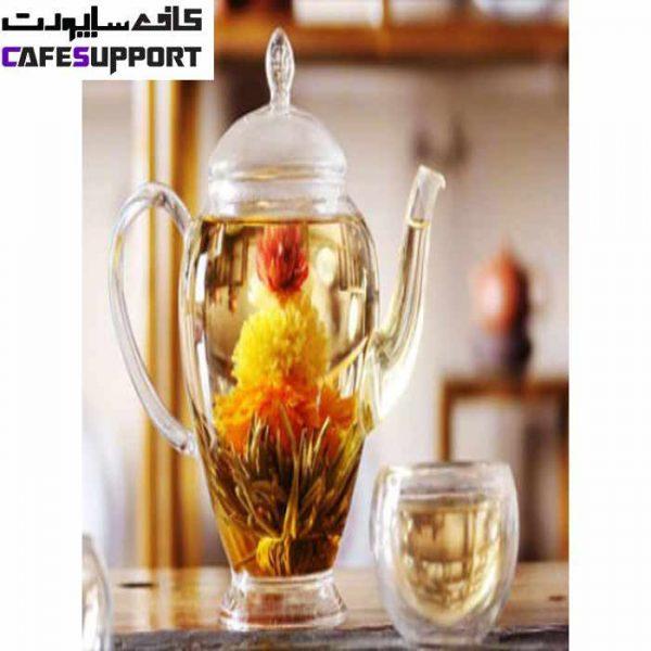 چای بلومینگ (چای گل)