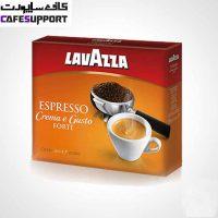قهوه لاوازا Gusto Forte (دو عددی)